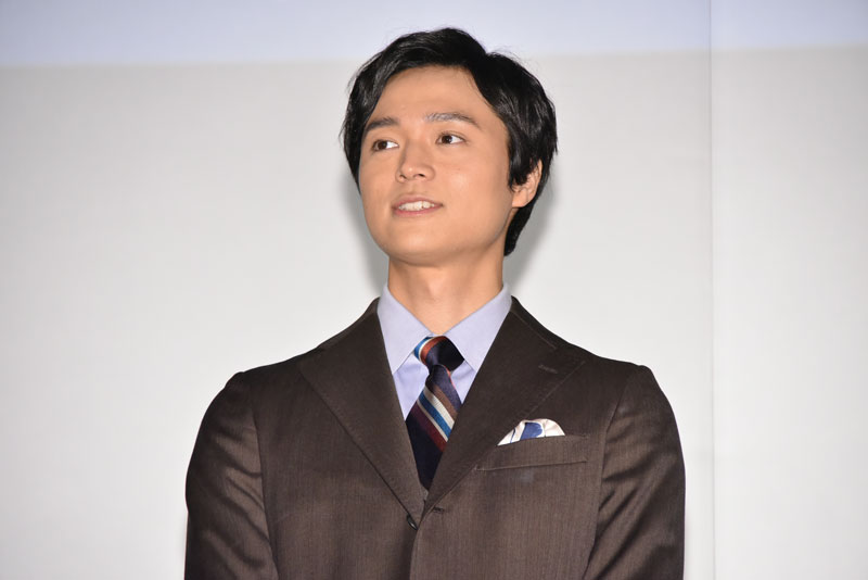 主演の田中宏明